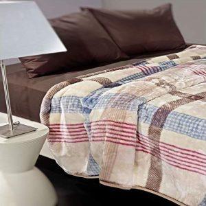 Κουβέρτα Υπέρδιπλη Bελουτέ - Barton Nima
